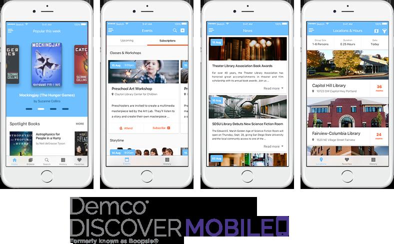 Demco® DiscoverMobile