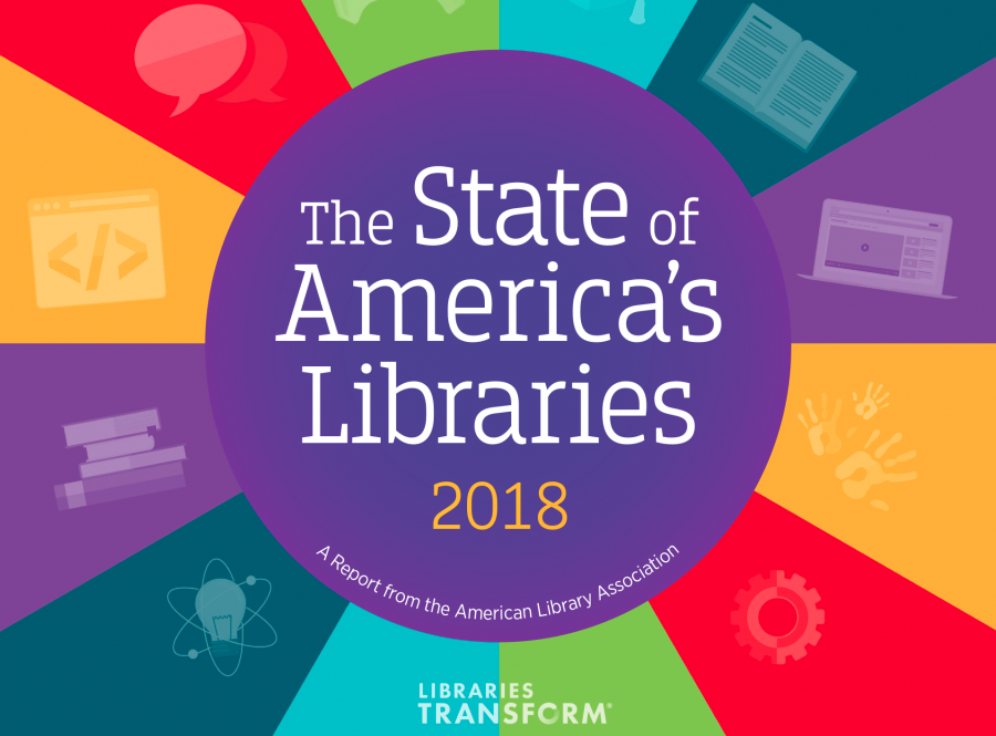 The State of America's Libraries 2018