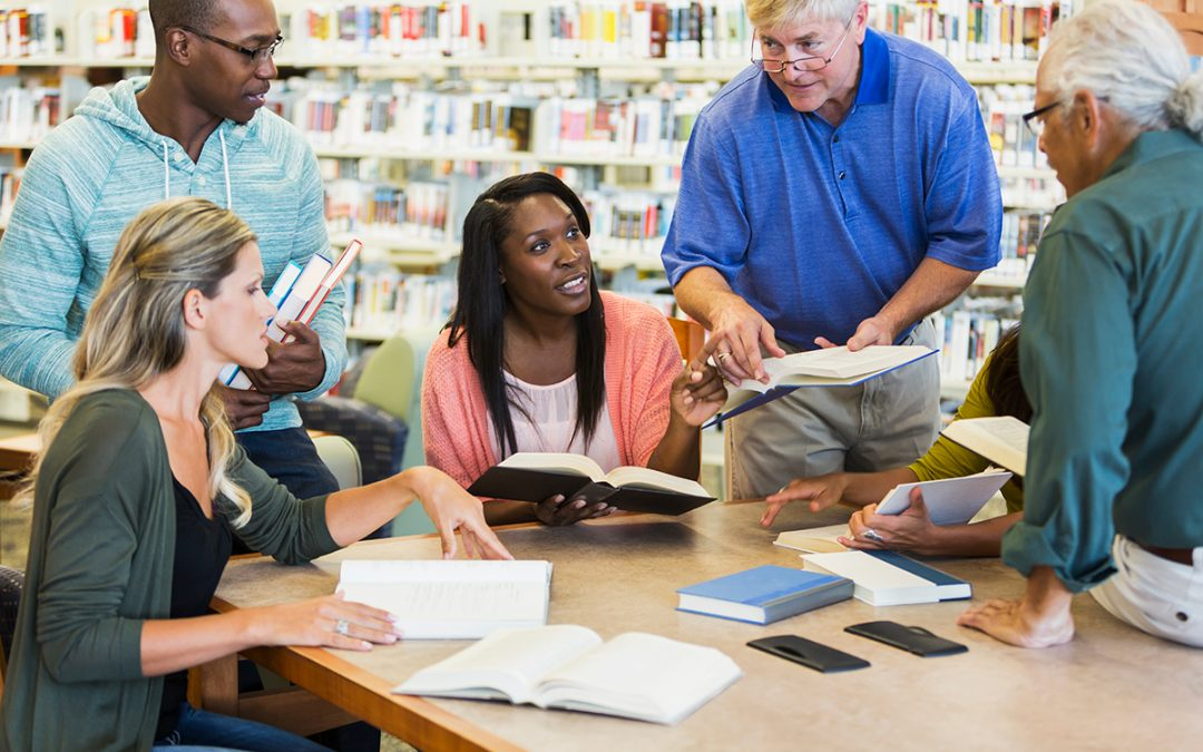 Transform Community Members into Engaged Library Patrons