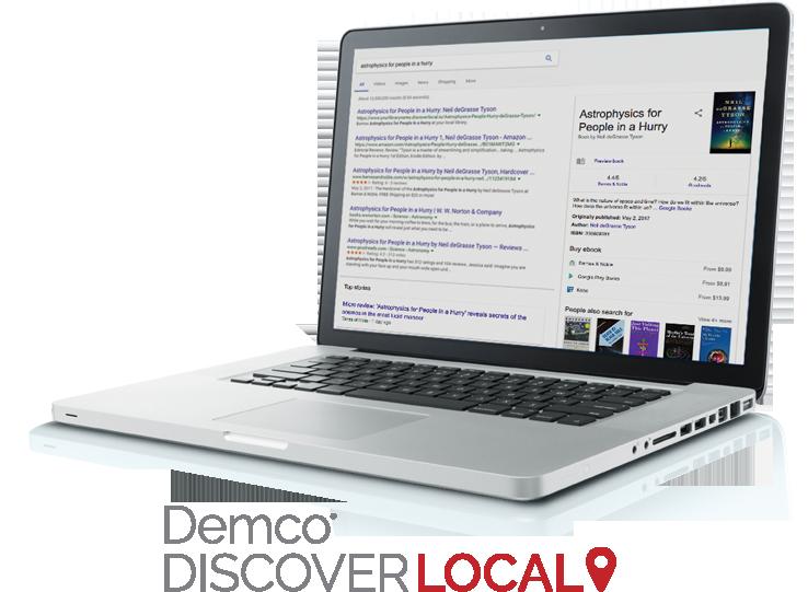 Demco® DiscoverLocal